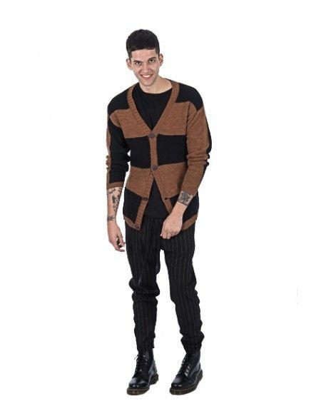 I AM BRIAN jacket MA80/390  black-brown