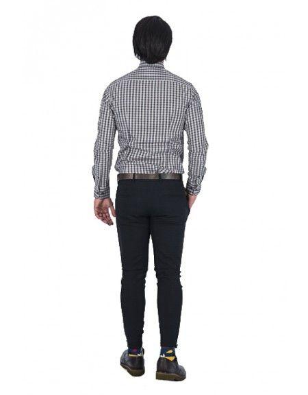 PAPILIO GARAMAS shirt PG-600/2635 grey
