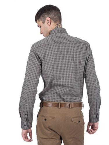 PAPILIO GARAMAS shirt PG-600/2638 grey
