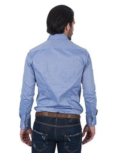 PAPILIO GARAMAS shirt PG-600/2645 blue