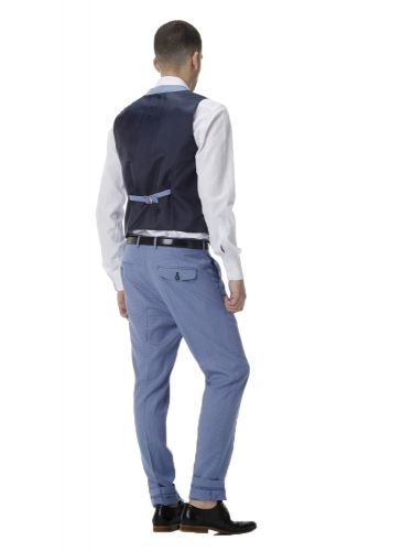 PAPILIO GARAMAS vest PGL-100/23 light blue