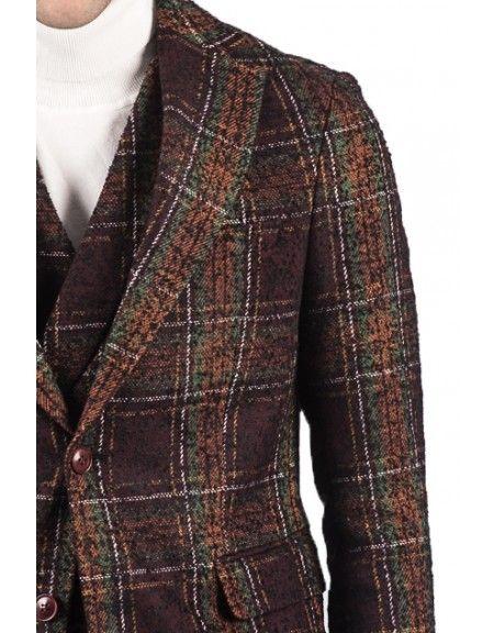 PAPILIO GARAMAS jacket SPG-400/001 bordeaux