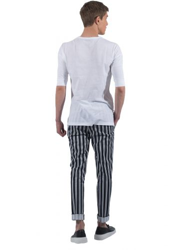 GUARDAROBA chino pants PPP-200/01 blue