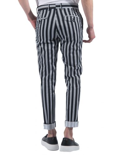 GUARDAROBA chino παντελόνι PPP-200/01 μπλε