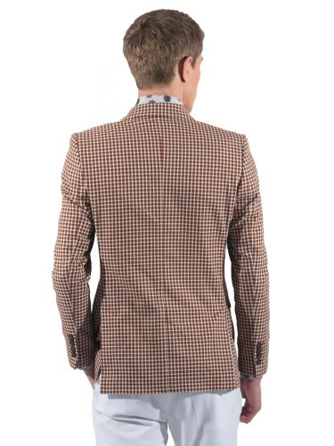 GUARDAROBA blazer SPF-119/01 brown