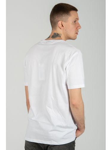 COMME DES FUCKDOWN t-shirt CDFU826 λευκό
