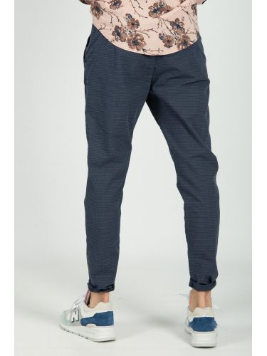 XAGON MAN παντελόνι chino CR3902 μπλε