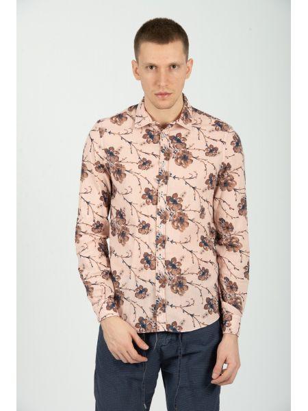 XAGON MAN shirt AZEFFI pink