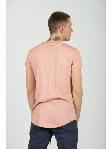 TIGHA t-shirt MILO 100107 ροζ