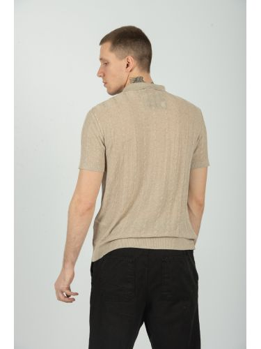 XAGON MAN t-shirt J01202 beige