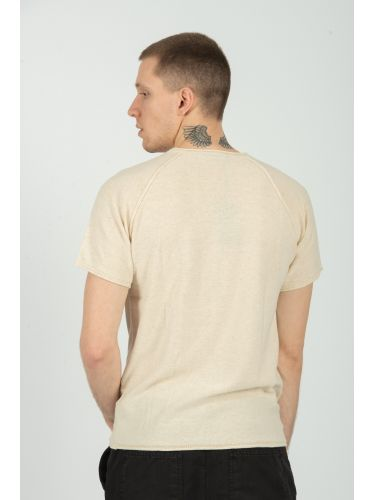 XAGON MAN t-shirt D12501 beige