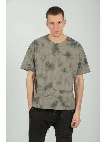 TIGHA t-shirt PATRICE 105238 γκρι