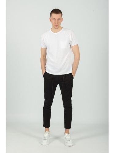 XAGON MAN pants chino PBUSTI black