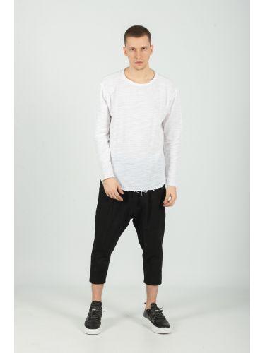 XAGON MAN μπλούζα J30006 λευκή