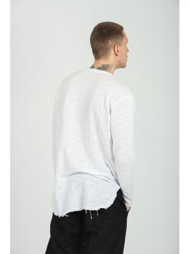 XAGON MAN blouse J30006 white
