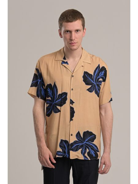 I AM BRIAN shirt CA1282 beige