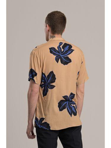 I AM BRIAN πουκάμισο CA1282 μπεζ