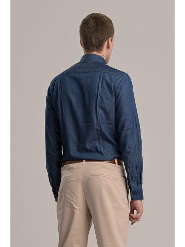 GUARDAROBA πουκάμισο PG-600/2829-01 μπλε