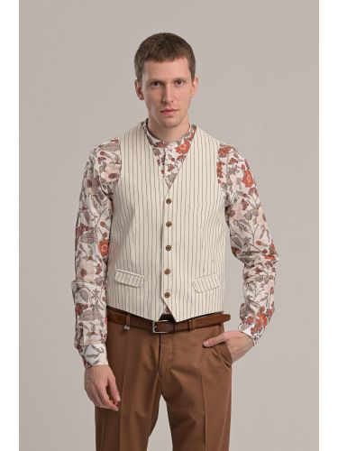 BESILENT MAN vest...