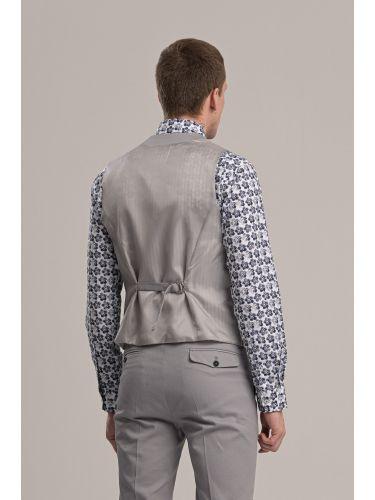 GUARDAROBA vest GUL-220/07 grey