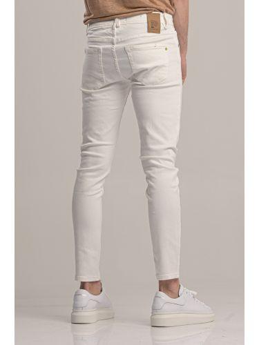 GIANNI LUPO jean GL707Y white