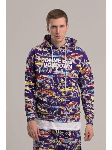 COMME DES FUCKDOWN sweater...