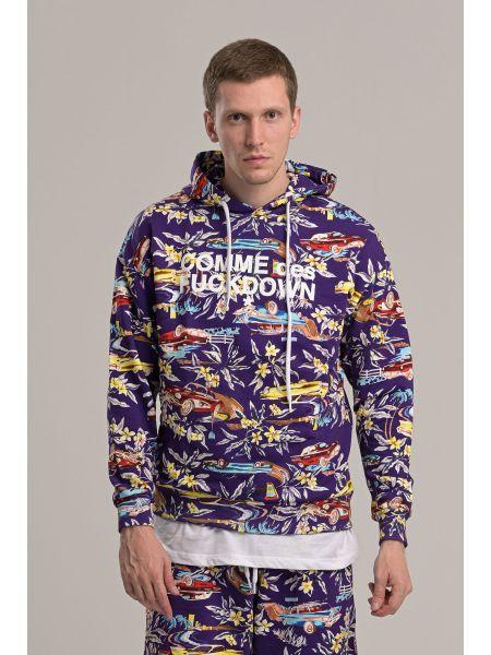 COMME DES FUCKDOWN sweater CDFU868 multicolor