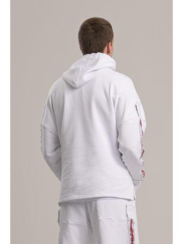 COMME DES FUCKDOWN sweater CDFU750 white