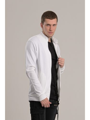 19 ATHENS sweatshirt K20-1043 white