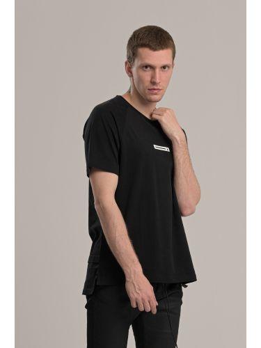 P/COC t-shirt P1018 μαύρο