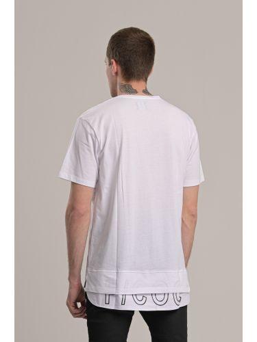 P/COC t-shirt P1021 white