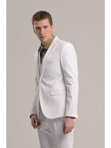 GUARDAROBA blazer GUS-220/01 white