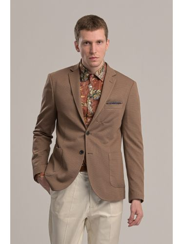 GUARDAROBA blazer GUF-450/01 brown