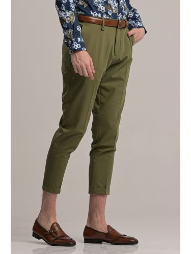 GUARDAROBA pants chino GZR-280/07 khaki