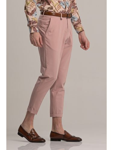 GUARDAROBA pants chino GZR-280/06 pink