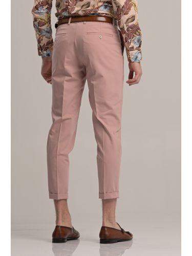 GUARDAROBA pants chino GZR-280/06 pink