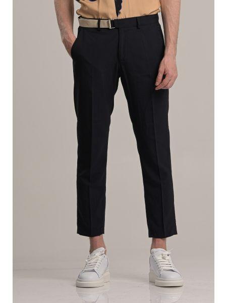 BESILENT MAN pants chino BSPA0373 blue