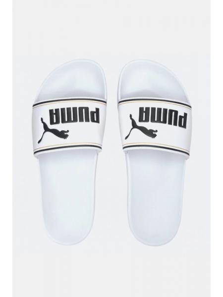 PUMA flip flop LEADCAT FTR 372276 02 white