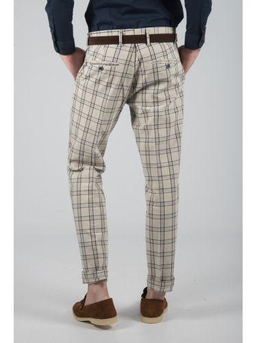 BESILENT MAN chino trouser BSPA0292 beige