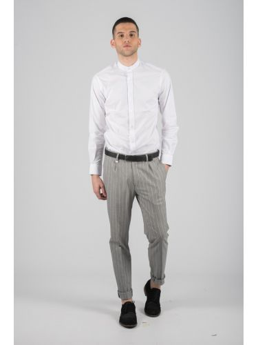 GUARDAROBA chino trouser PPP-103/03 grey
