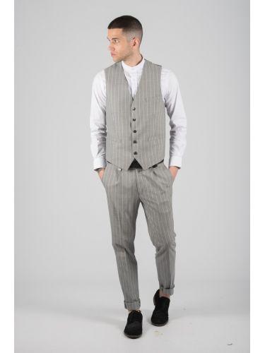 GUARDAROBA vest PGL-103/03 grey