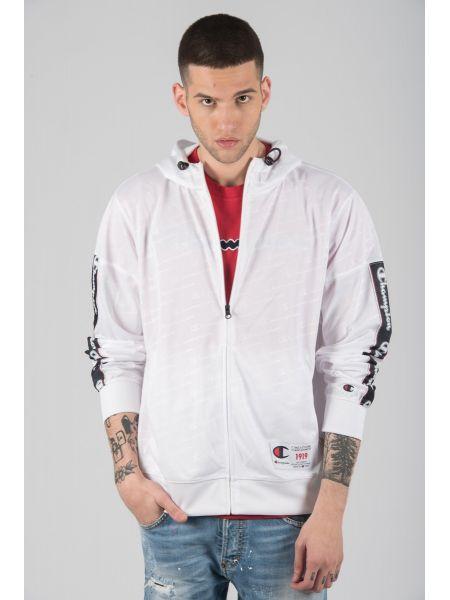 CHAMPION sweatshirt 212799-WL001 white
