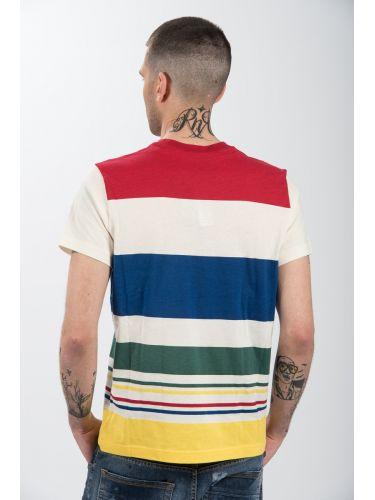 CHAMPION t-shirt 212793-WL009 colorful
