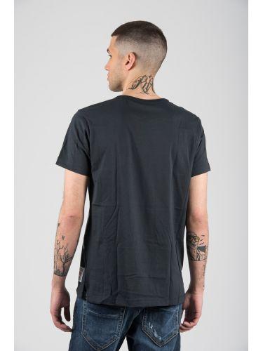 CHAMPION t-shirt 212808-KK001 black