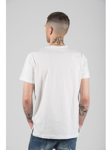 CHAMPION t-shirt 212808-WW001 white