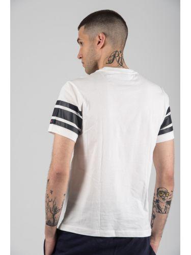 CHAMPION t-shirt 213383-WW001 white