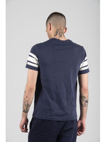 CHAMPION t-shirt 213383-BS536 blue