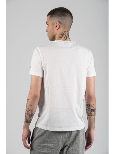 CHAMPION t-shirt 212946-WW001 white