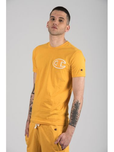 CHAMPION t-shirt 213251-YS026 yellow