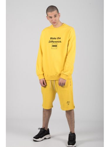 I AM BRIAN sweater F140/734 yellow